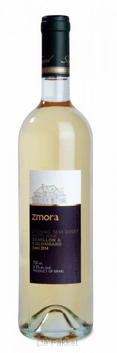 Zmora Semillon & Colombard wit