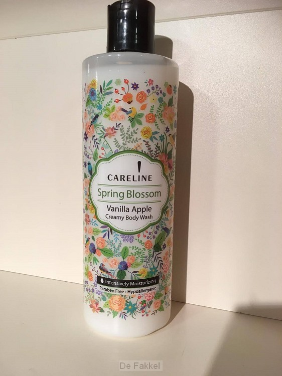 Body wash Spring Blossom Vanilla apple