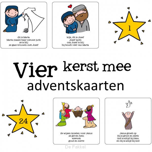 Adventskaarten