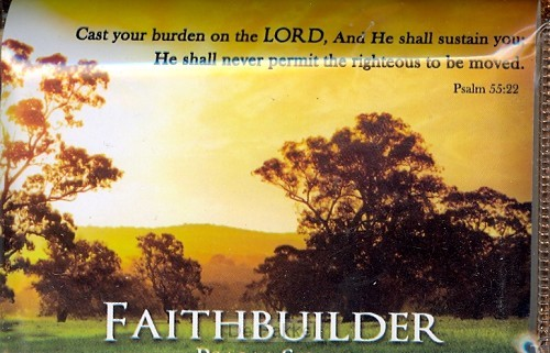 Faithbuilder psalms series