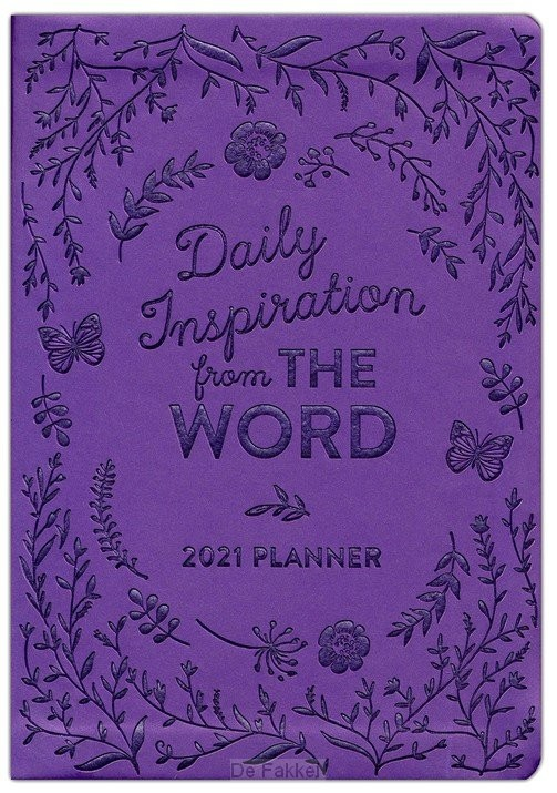 2021 Planner Daily inspirations